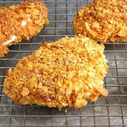 Skinny Fried Chicken | alidaskitchen.com