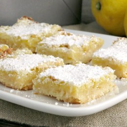 Grandma's Lemon Bars | alidaskitchen.com