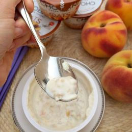 Fueled Mornings with Chobani Oats | alidaskitchen.com