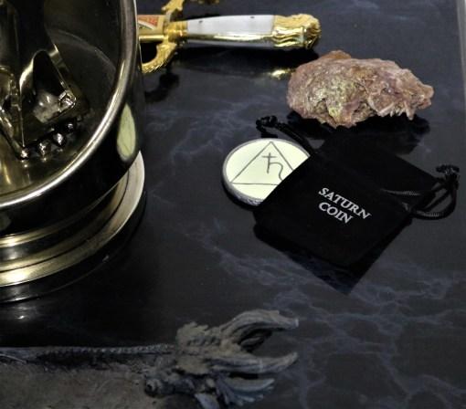 Saturn-Coin Uranium