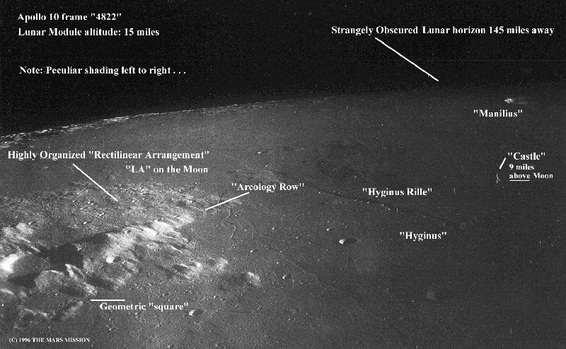 Alien Moon Bases