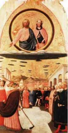 UFO Painting with Jesus and Mary