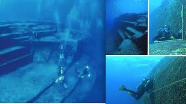 Underwater Structure Thought To Be Over 14,000 Years Old & Man-made 1