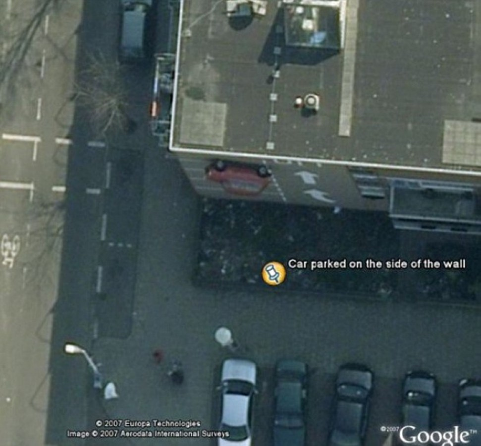 21 Google Earth and Street View Mysteries