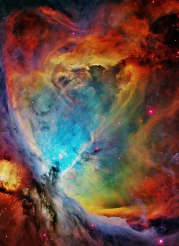 Are the Nebulae the Most Sublime Art Form in the Universe? (Photos)