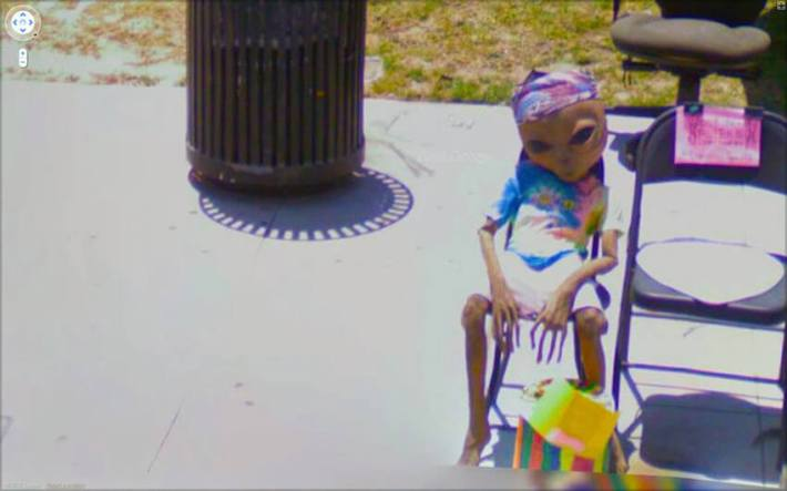 The 20 Scariest Google Street View Images