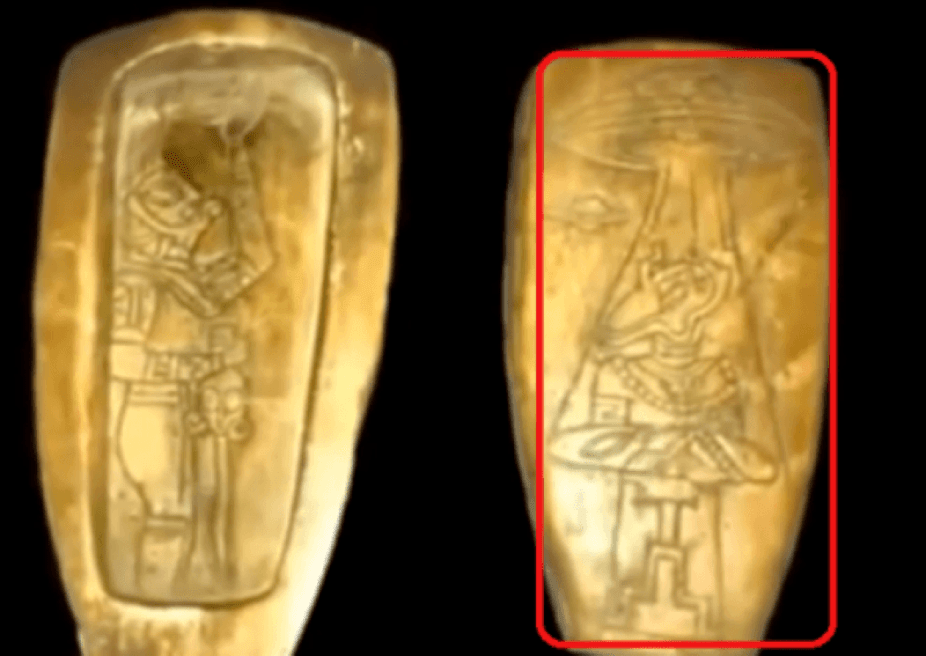 Mexican Government Releases Proof of E.T.'s and Ancient Space Travel