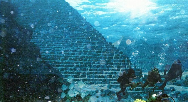 Huge Underwater Pyramid Discovered Near Portugal – The Navy is Investigating 3