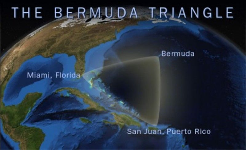 Christopher Columbus, UFOs, & the Bermuda Triangle (Video)