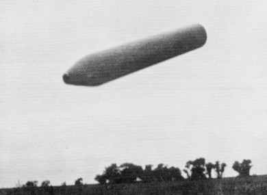 The Irish government were briefed on flying saucers in 1950 1