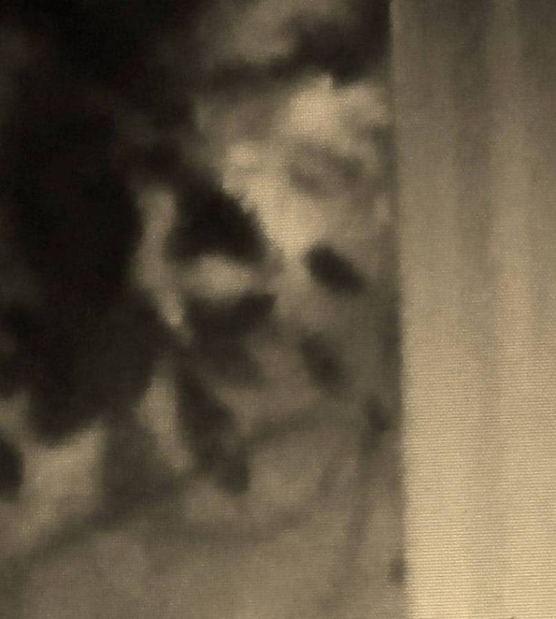 Numerous residents have reported being visited by the ghostly figure at night (Picture: SWNS)
