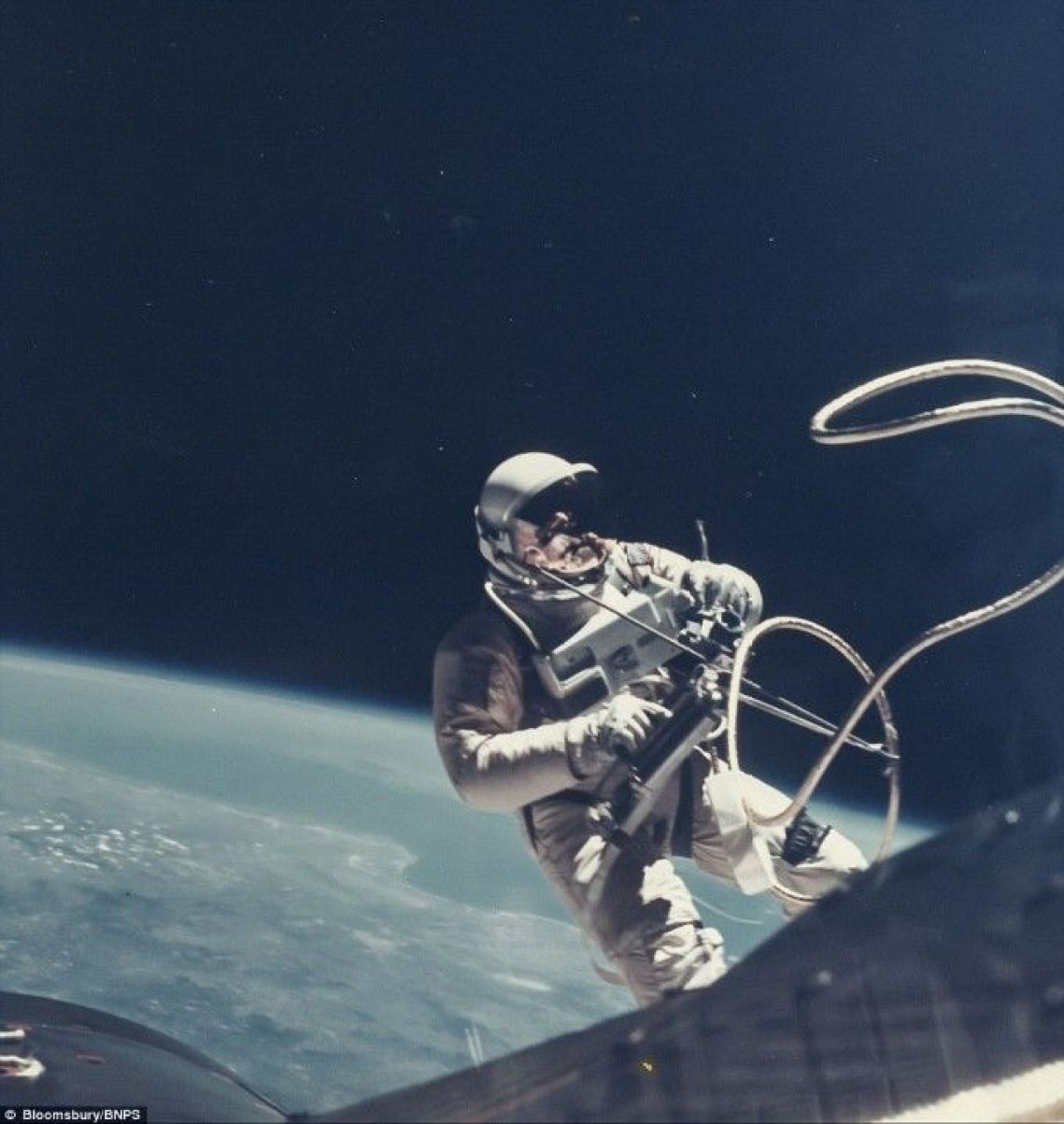 Vintage NASA Photos that went under the hammer at Bloomsbury Auctions, London