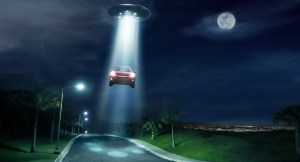 MAP: The surprising places where Americans are running into UFOs 3