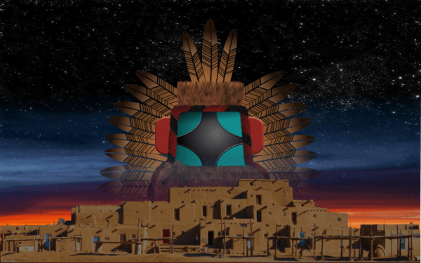 Hopi Prophecy – the Blue Star Kachina - Alien UFO Sightings