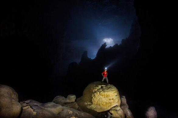 Son Doong cave is World's largest cave, discovered in 2009 11