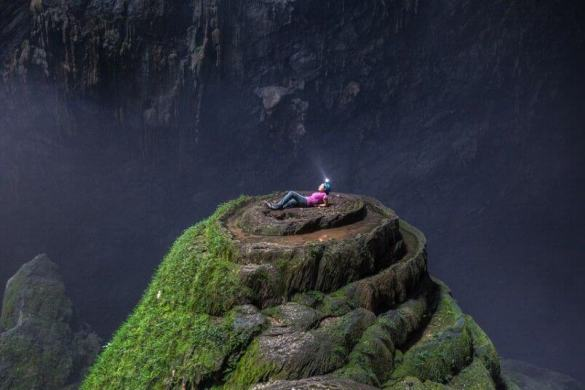 Son Doong cave is World's largest cave, discovered in 2009 16
