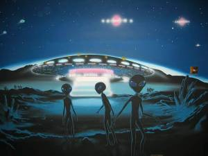 If Aliens Asked You to Board Their Craft,..What Would You Do? 1