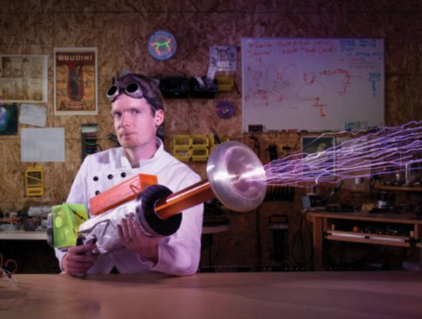 Diy Tesla Coil Gun The Best Mad Scientists Are Well