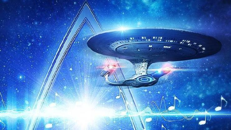 It is not quite the same as Star Trek 's Warp Drive, but it's close.Source:Supplied