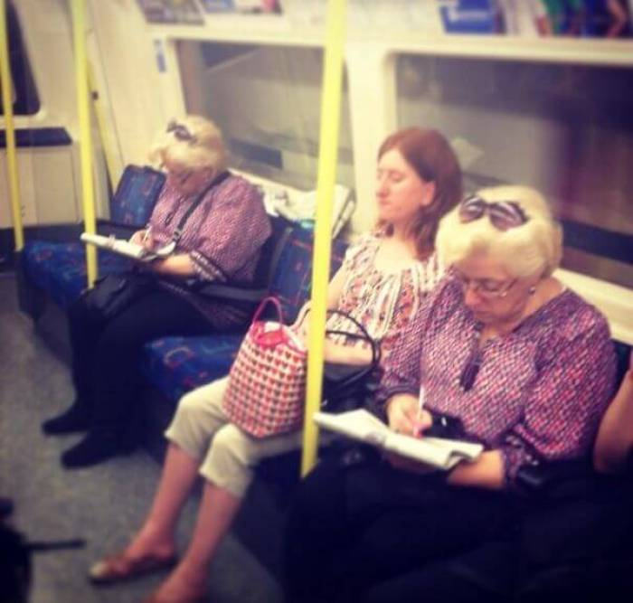 A Glitch In The Matrix?