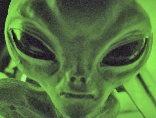 Aerospace exec says aliens not only exist, they're living on Earth right now