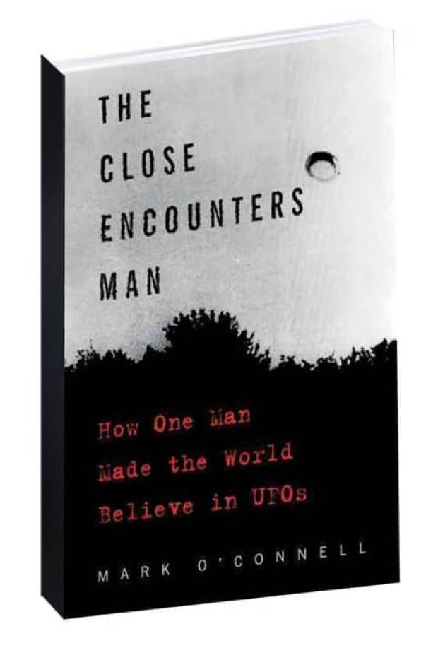 Dr. J. Allen Hynek, UFOs are real, books about UFOs, Close Encounters of the Third Kind,