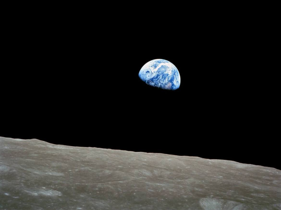 The moon— a cold, airless ball of rock 50 times smaller than Earth — is our largest and closest celestial friend.