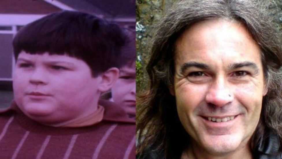 David Davies, then and now