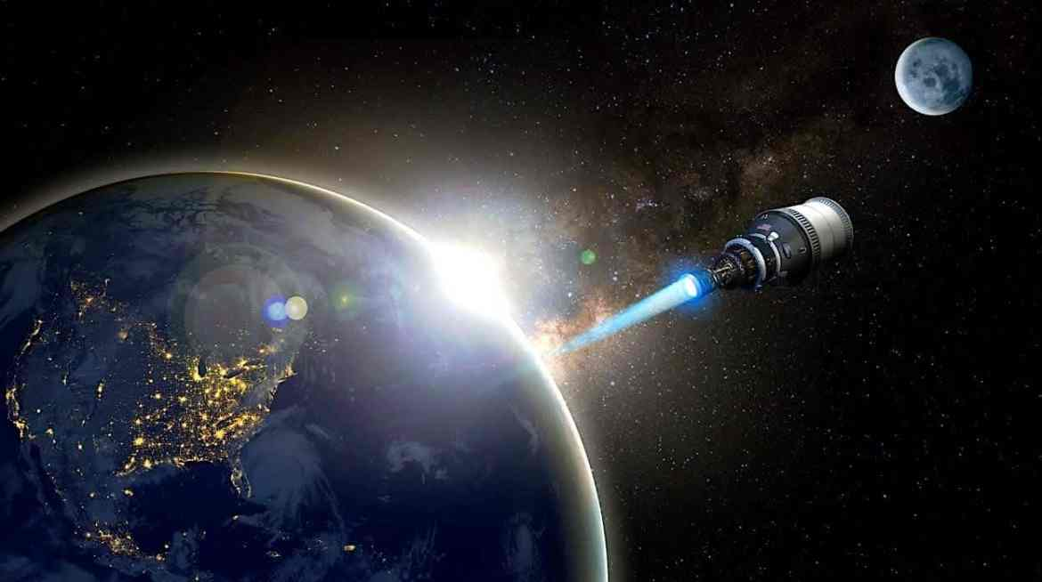 DARPA'S DRACO PROGRAM: THE FUTURE OF NUCLEAR PROPULSION IN SPACE
