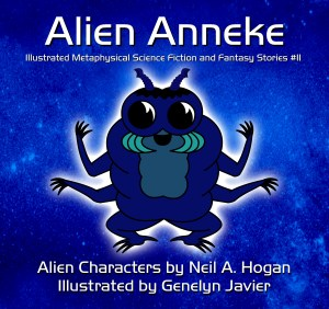 Alien Anneke - Cover Page
