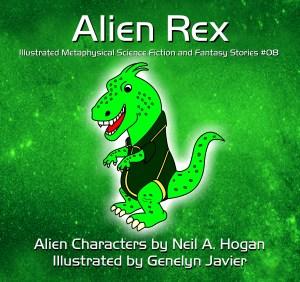 Alien Rex - Cover Page