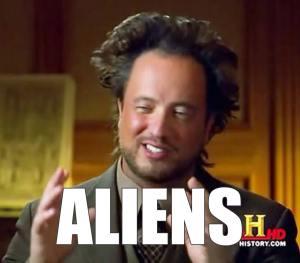 Ancient Aliens Guy