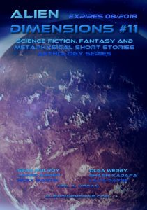 Alien Dimensions Science Fiction Fantasy and Metaphysical Short Stories Anthologies Magazine Collection New SF Books