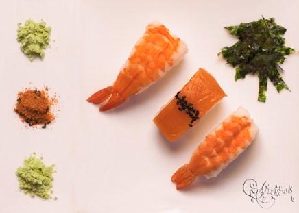 Shrimp Rain II