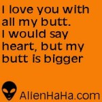 Funny Quotes 4 from Alien HaHa