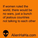 Funny Quotes 92 by Alien Ha Ha