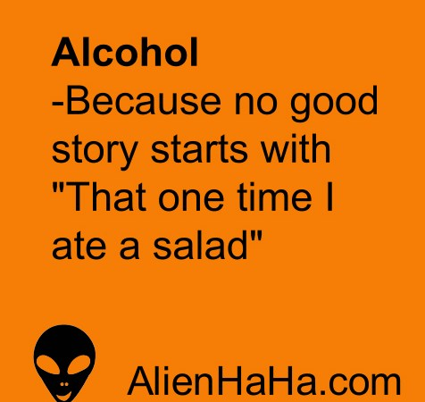 Funny Quote 96 by Alien Ha Ha