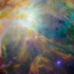 best orion nebula 3D fly through