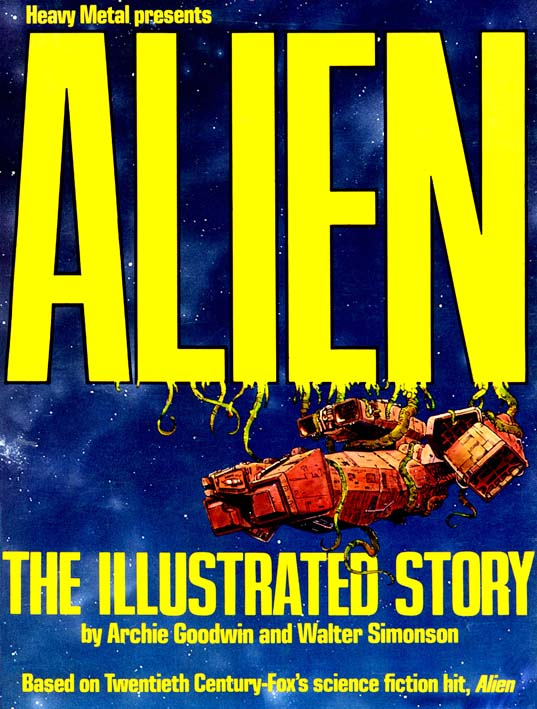 Alien: The Illustrated Story (1979)
