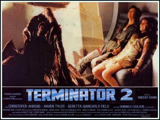 Terminator 2 (1989) Aliens vs Terminator vs The Thing
