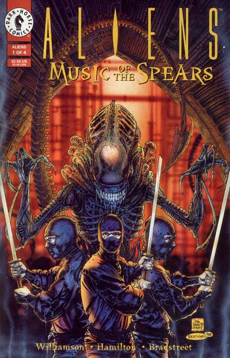 [1994-01] Aliens: Music of the Spears