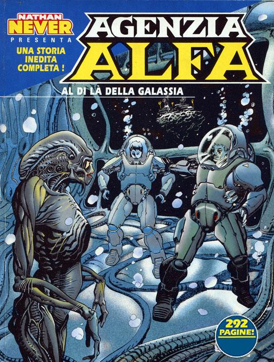 Citazioni Aliene: Agenzia Alfa (2000)