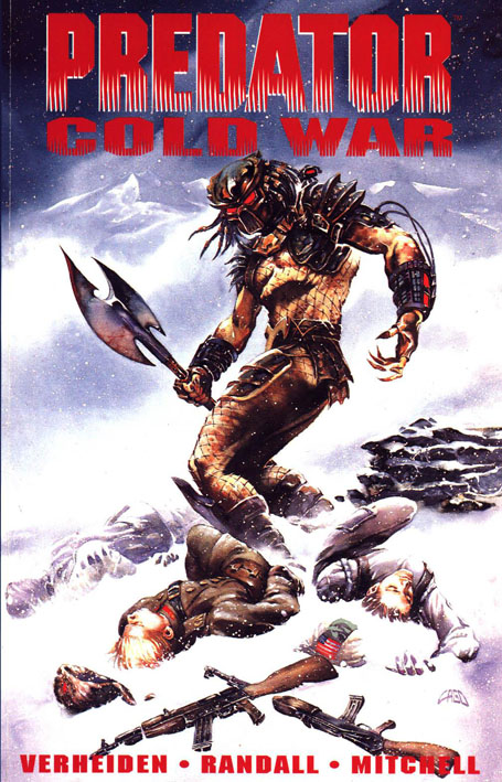 [1991-09] Predator: Cold War