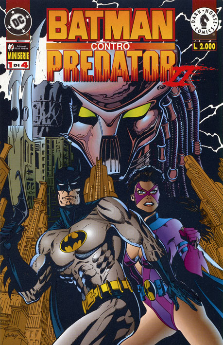 [1994-12] Batman vs Predator II: Bloodmatch