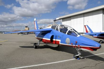The Alpha Jet