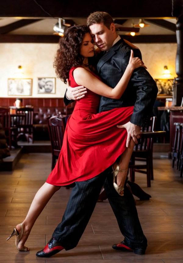 Танго-термины   A bailar!