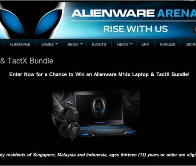 Alienware Mx Tactx Bundle