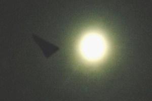 UFO respond to researchers spotlight