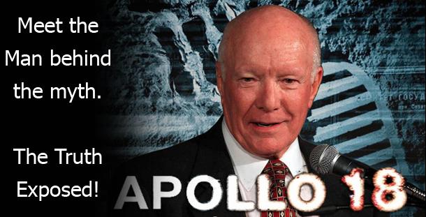 Apollo 18 flight director conspiracy