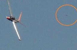 Pilot engages UFO over Mississippi